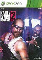 アジア版 KANE & LYNCH 2: DOG DAYS(国内版本体動作可)