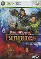 アジア版 DYNASTY WARRIORS 6 Empires(国内版本体動作可)
