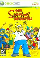 EU版 The Simpsons Videopeli(国内版本体動作不可)