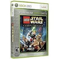 北米版 LEGO STAR WARS THE COMPLETE SAGA (国内版本体動作可)