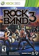 北米版 ROCK BAND 3(国内版本体動作可)