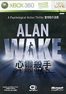 アジア版 ALAN WAKE 中英合版(国内版本体動作可)