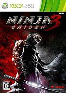 NINJA GAIDEN 3[通常版]