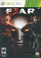 北米版 F.E.A.R.3(国内版本体動作可)