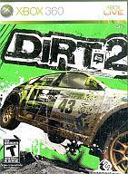 北米版 DIRT2(国内版本体動作可)