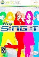 北米版 DISNEY SING IT (国内版本体動作可)