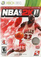 北米版 NBA2K11(国内版本体動作可)