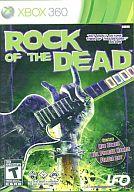 北米版 ROCK OF THE DEAD(国内版本体動作不可)