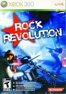 北米版 ROCK REVOLUTION(国内版本体動作不可)