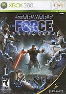 北米版 STAR WARS:THE FORCE UNLEASHED(国内版本体動作可)