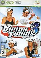 EU版 Virtua Tennis3(国内版本体動作可)