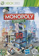 アジア版 MONOPOLY STREETS 英文版 (国内版本体動作可)