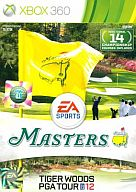 アジア版 TIGER WOODS PGA TOUR 12 THE MASTERS (国内本体可)