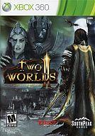 北米版 TWO WORLDS II (国内版本体動作不可)