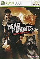 アジア版 DEAD TO RIGHTS RETRIBUTION (国内版本体可)