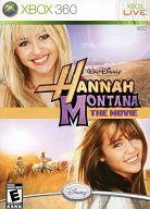 北米版 HANNAH MONTANA THE MOVIE(国内版本体動作可)