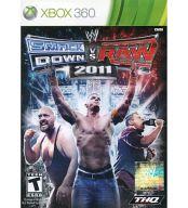 北米版 WWE SMACKDOWN VS RAW 2011(国内版本体動作可)