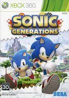 アジア版 SONIC GENERATIONS (国内版本体動作可)