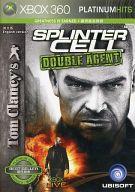 アジア版 Tom Clancy's SPLINTER CELL DOUBLE DGENT(国内版本体動作可)[PLATINUM HITS]