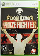 DON KING PRESENTS PRIZEFIGHTER(国内版本体動作可)