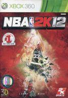 アジア版 NBA 2K12(国内版本体動作可)