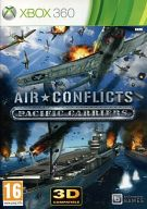EU版 AIR CONFLICTS  PACIFIC CARRIERS (国内版本体動作不可)