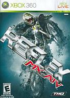 北米版 MX VS ATV REFLEX(国内版本体動作可)(状態:ディスク状態難)