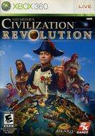 北米版 CIVILIZATION REVOLUTION (国内版本体動作不可)