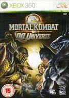 EU版 MORTAL KOMBAT VS DC UNIVERSE(国内版本体動作可)