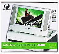 DIGITAL LCD MONITOR(国内版本体動作可)