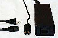 Xbox360 ACアダプタ(135ワット) / 電源ケーブル