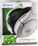 X-TATIC SX Stereo Headset for Xbox360