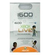 北米版 XBOX LIVE 1600マイクロソフトポイント