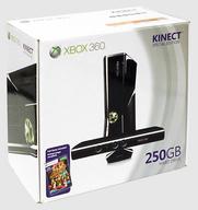 北米版 XBOX360本体(250GB) + Kinect SPECIAL EDITION