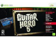 北米版 GUITAR HERO5 Guitar Bundle[専用コントローラー同梱](国内版本体動作可)