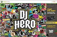 EU版 DJ HERO Bundle with Turntable(国内版本体動作可)