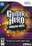 北米版 GUITAR HERO SMASH HITS(国内版本体動作不可)