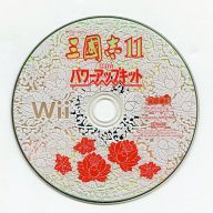 三國志XI with パワーアップキット (状態:ディスクのみ)