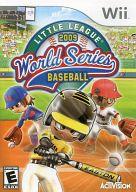 北米版 LITTLE LEAGUE WORLD SERIES BASEBALL 2009 (国内版本体動作不可)