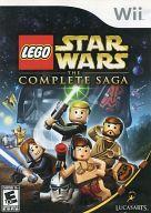 北米版 LEGO STAR WARS THE COMPLETE SAGA(国内版本体動作不可)