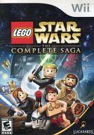 北米版 LEGO STAR WARS THE COMPLETE SAGA(国内版本体動作不可)(状態:パッケージ状態難)