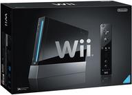 Wii本体[リモコンジャケット同梱版](クロ)