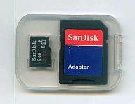 microSDカード 2GB SD変換アダプタ付(箱説無し/型番不明品)