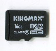 microSDHCカード 16GB(箱説無し/型番不明品)