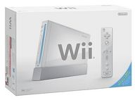 Wii本体(シロ)「Wiiリモコンプラス」同梱(状態:センサーバー欠品)