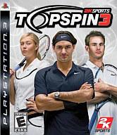 北米版 Top Spin 3(国内使用可)