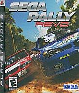 北米版 SEGA RALLY REVO(国内使用可)