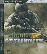 アジア版 SOCOM U.S. NAVY SEALS CONFRONTATION(国内版本体動作可)