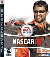 北米版 NASCAR 08(国内版本体動作可)