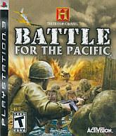 北米版 HISTORY CHANNEL:BATTLE FOR THE PACIFIC(国内版本体動作可)